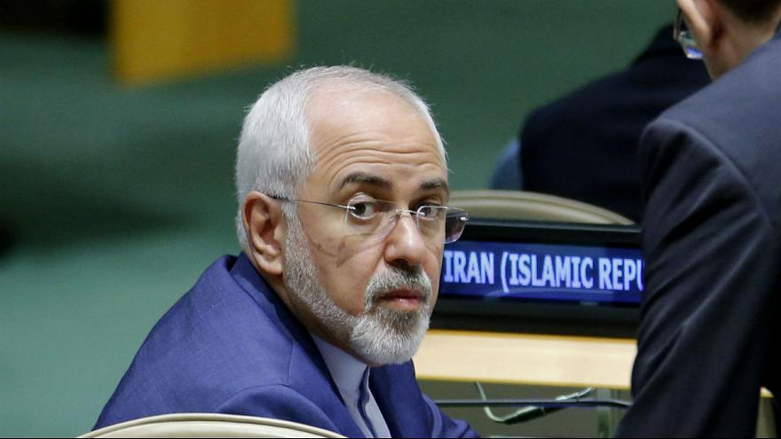 Mohammad Javad Zarif attends the 72nd UN AG/ 2017