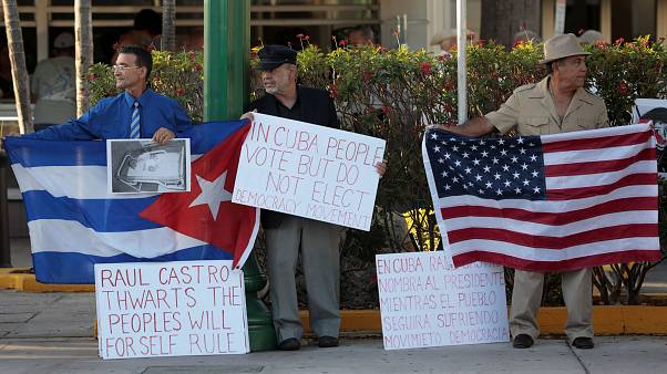 Küba'da yeni döneme ABD'nin tepkisi