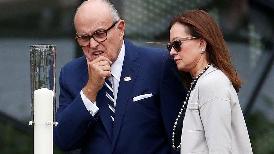 Giuliani integra equipa legal de Trump