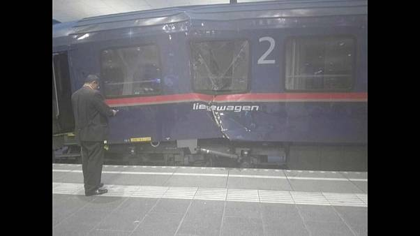 Zugunglück in Salzburg