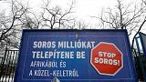 Elköltözik Magyarországról Soros György alapítványa