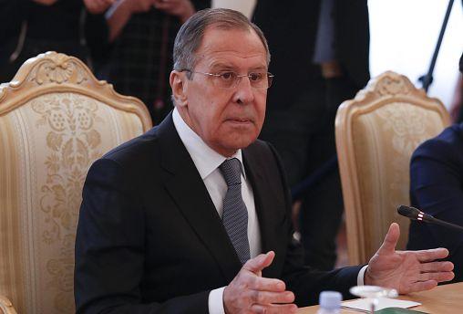لافروف: بوتين مستعد للقاء ترامب ولا يوجد ما يمنع من تزويد الأسد بصواريخ إس 300