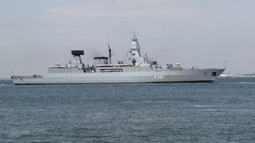 Türkiye ile gerilim yaşayan Yunanistan, Fransa'dan savaş gemisi alıyor