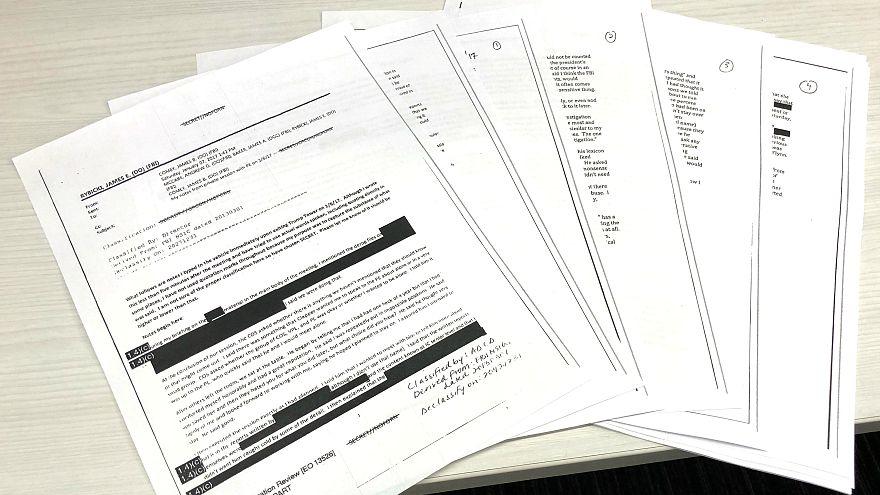 Eski FBI Direktörü'nün Trump hakkındaki notları yayımlandı