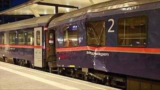 54 blessés dans un accident de train en Autriche