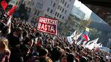 Chili : les étudiants dans la rue pour défendre leur éducation