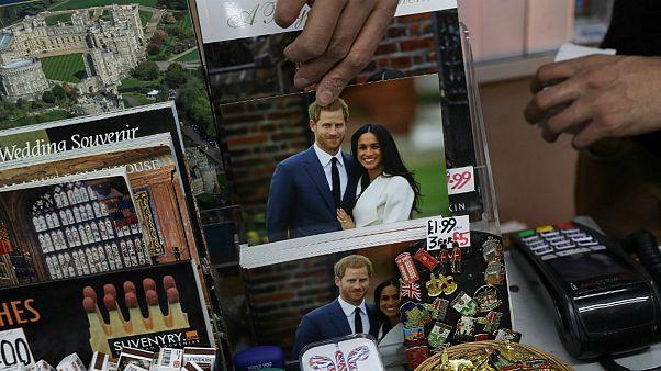 Gőzerővel készül a brit rendőrség Harry herceg esküvőjére