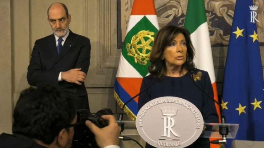 """Casellati: """"Mattarella saprà risolvere"""""""
