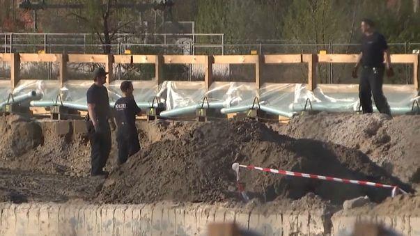 Evacuación masiva en Berlín para desactivar una bomba de la II Guerra Mundial