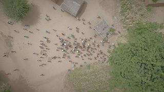 Malawi: using drones to limit the impact of natural disasters