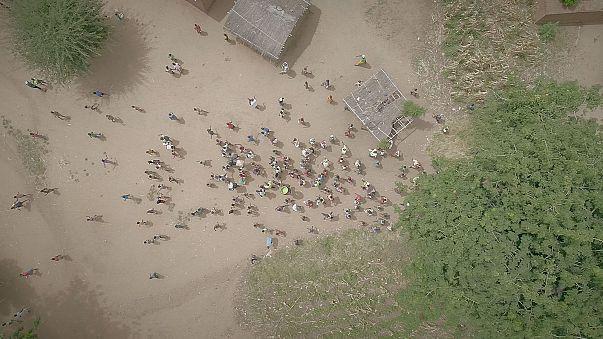 Malawi y cómo los drones pueden limitar el impacto de las inundaciones