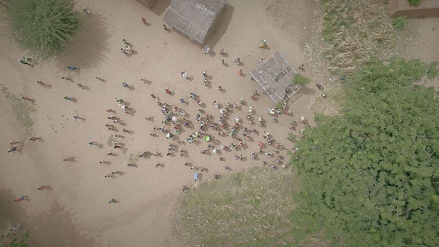 Drones ao serviço da proteção de populações
