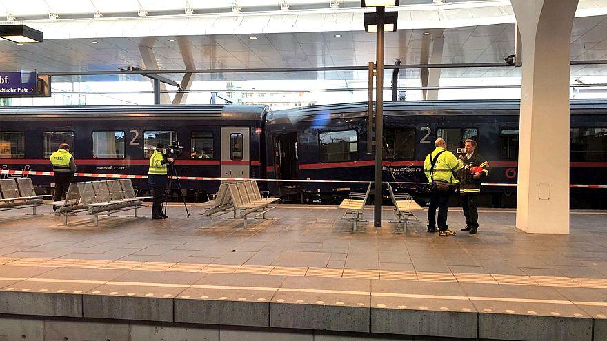 Avusturya'nın Salzburg kentinde tren kazası: 54 yaralı