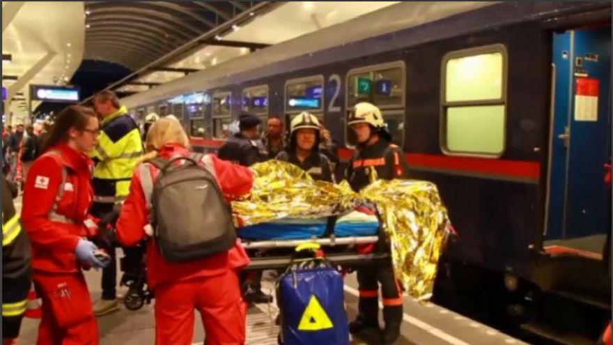 Sallisburgo, scontro fra treni: 54 feriti