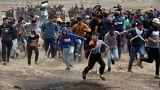 مقتل أربعة فلسطينيين وإصابة المئات في مسيرة العودة الرابعة