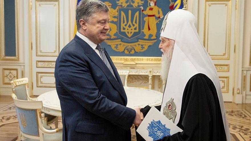 Poroschenko will die orthodoxen Kirchen in der Ukraine vereinen
