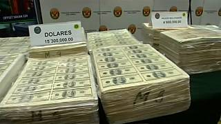 Perú: desmantelada una red de falsificadores de billetes