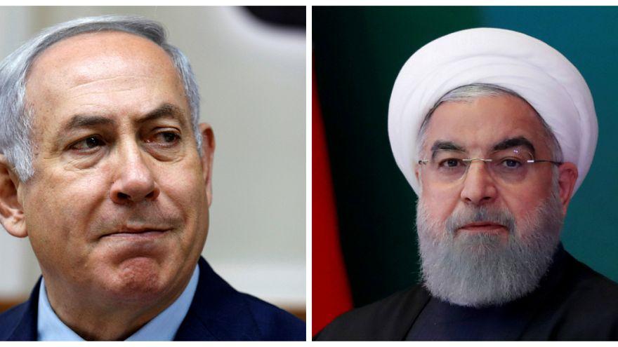"""حربٌ كلامية بين إيران وإسرائيل و""""الأيدي على الزناد"""""""