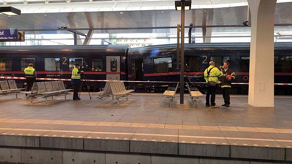 Collision ferroviaire en Autriche : une cinquantaine de blessés