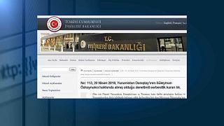 Ankara: Yunanistan darbecileri koruyan bir ülke