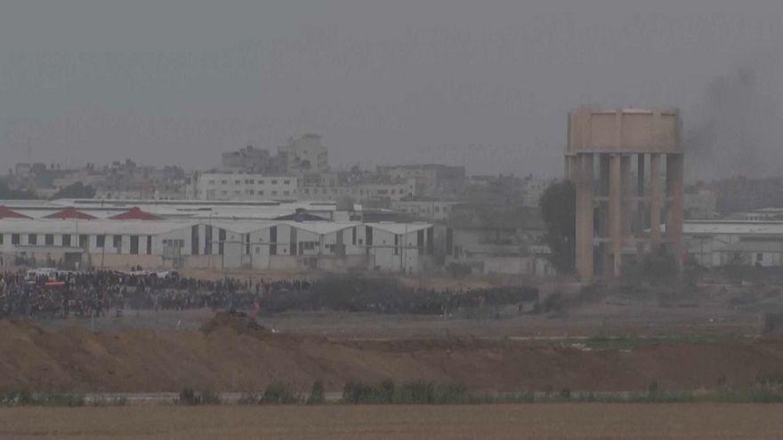 Gazze Şeridi'nde gerilim artıyor