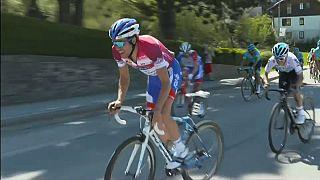 Pinot, vitesse Giro enclenchée
