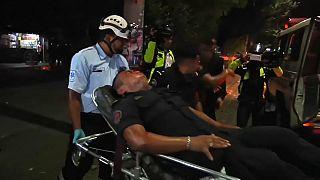 Al menos tres muertos en las protestas contra las reformas