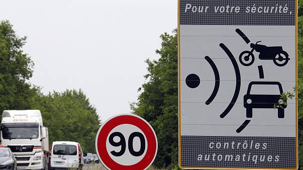 France: Government guarantees firms won't make profit from private speed radars