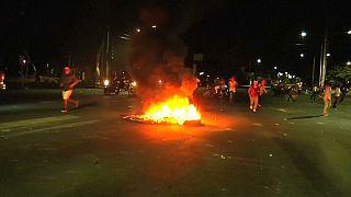 Al menos tres muertos en las protestas en Nicaragua