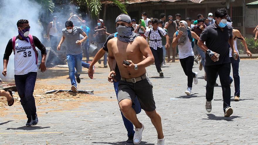 Grogne sociale sous tension au Nicaragua