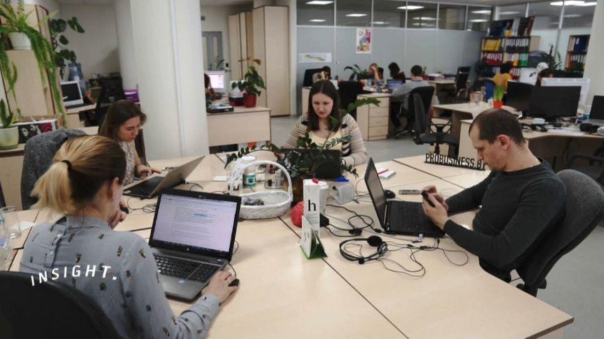 بيلاروسيا: حلم شرق أوروبا الرقمي؟