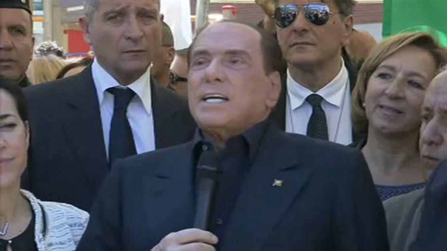 Berlusconi: Italiener selber schuld