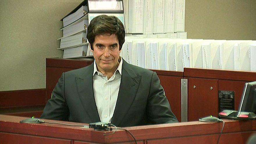 David Copperfield obrigado a revelar truque em tribunal