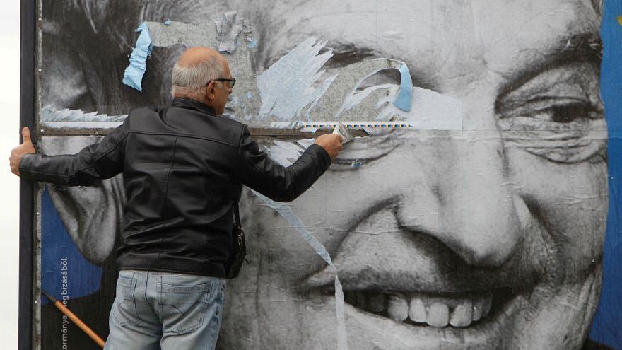 Βουδαπέστη: Αποχωρεί το Ίδρυμα Σόρος - Μεταφέρεται στο Βερολίνο