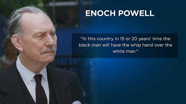 Enoch Powell's 'Rivers of Blood' speech