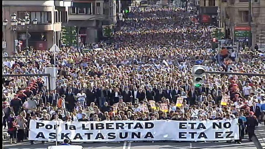 Governo espanhol lembra vítimas da ETA