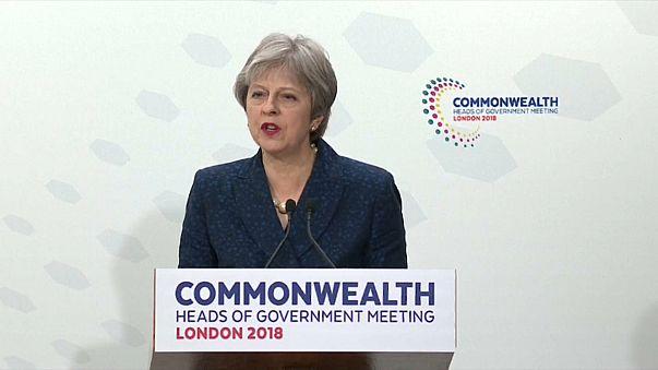 Commonwealth aceita sucessão na liderança