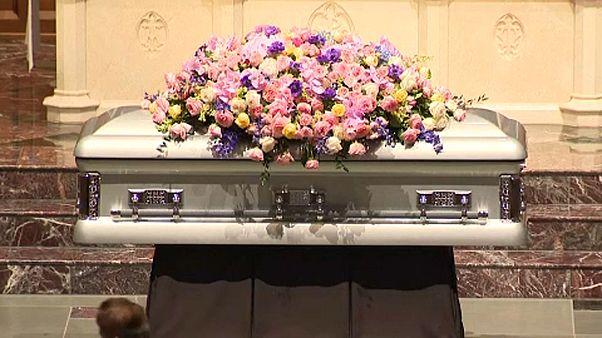 Funérailles de Barbara Bush