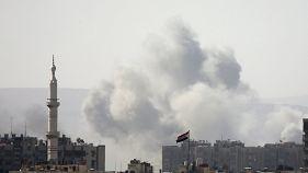النظام السوري: مقاتلو المعارضة سيخرجون من جيب القلمون شمال شرقي دمشق