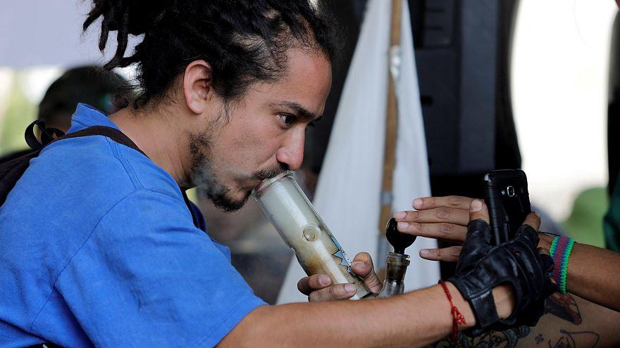 مهرجان الماريجوانا في المكسيك