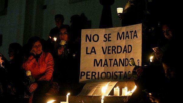 Equador sob tensão após rol de atentados de um grupo dissidente colombiano