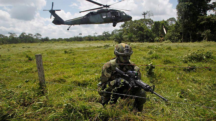 Kolombiya ile ELN arasındaki barış görüşmeleri Şili'de yapılacak
