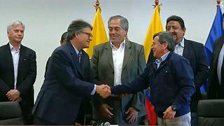 Переговоры между властями Колумбии и повстанцами АНО переносятся в Чили