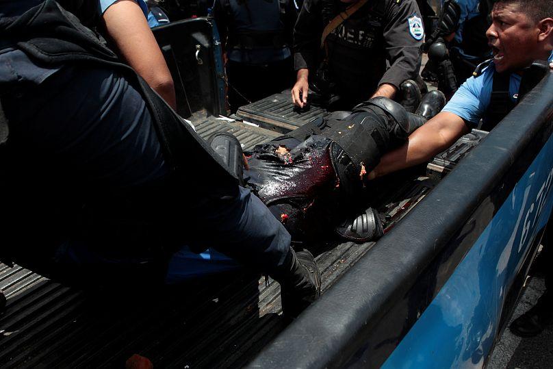 Nicaragua, oltre 20 morti nelle proteste contro riforma pensioni