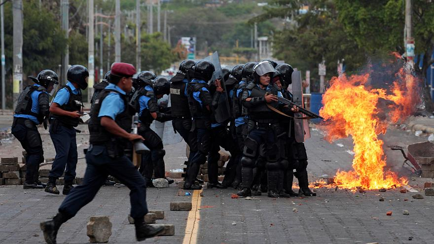 Nicaragua: almeno 10 morti per le proteste sulle pensioni