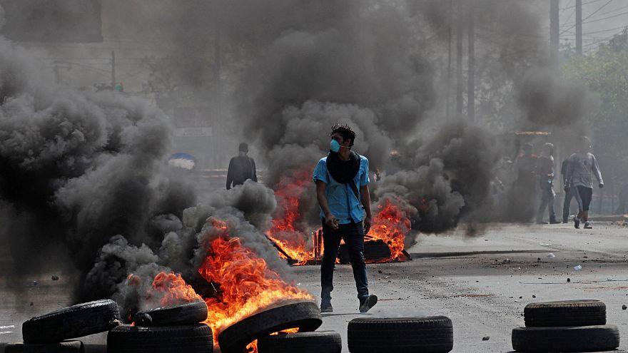 Émeutes meurtrières au Nicaragua