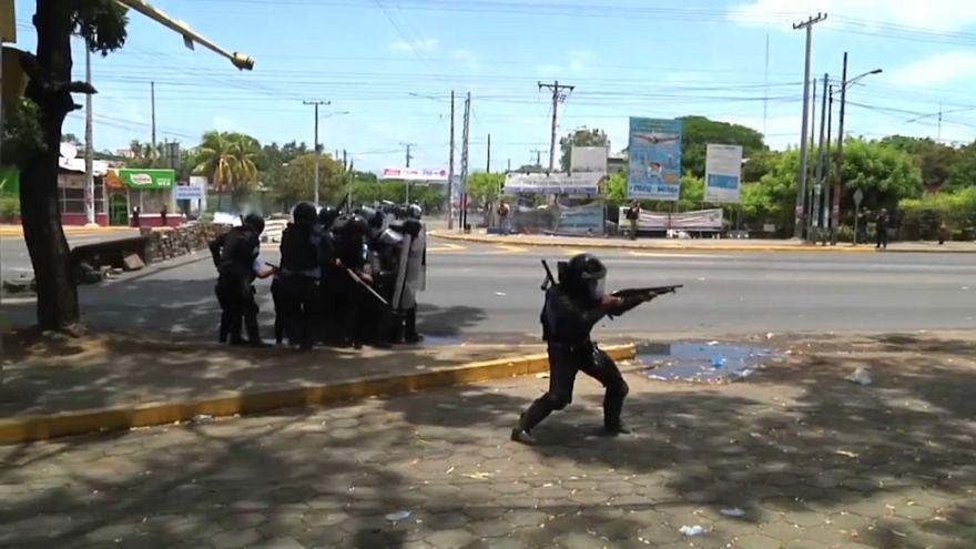 Pelo menos 10 mortos em confrontos violentos na Nicarágua