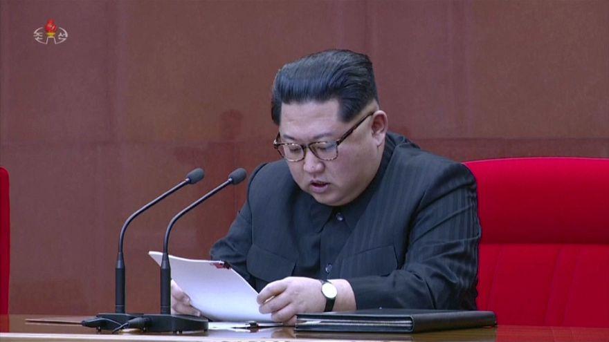Buena acogida a la suspensión de los test nucleares de Piongyang