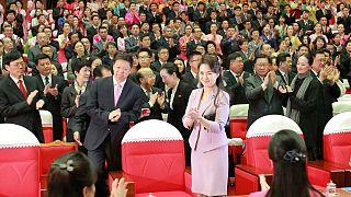 First Lady Ri Sol Ju