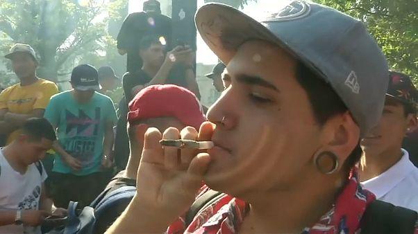 Всемирный день марихуаны